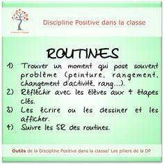 DP : Routine élaboration