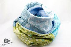 Patchwork-Schal ... kuschelig warm - ein Lieblingsstück aus der Lieblingsmanufaktur