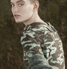 Greens | Collection | Image Photography | Look | Camouflage | Green | Musthave