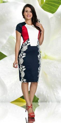 Vestido US - Bella Herança - Moda Evangélica e Roupa Evangélica: Bela Loba