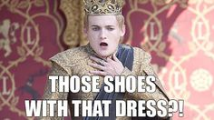 "The real reason Joffrey died. | 33 Jokes Only ""Game Of Thrones"" Fans Will Understand"