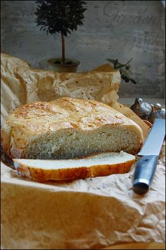 W garze mieszane: Chleb szwajcarski z garnka