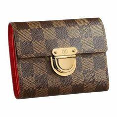 Koala Wallet [N60005] - $173.99 : Louis Vuitton Handbags,Louis Vuitton Bags,Cheap Louis Vuitton   See more about louis vuitton, koalas and wallets.