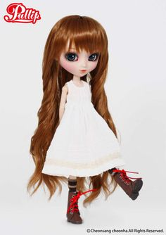 P-066 July 2012 - Pullip Merl - PREORDER
