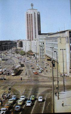 Leipzig, 1970s