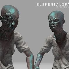 An awesome Virtual Reality pic! Yes. There are #infected #aliens in the #game. I love #zombies and #ancientaliens how could I not make one! They should be more careful when trying to infect the planet! #gamedev #indie #indiedev #VR #VirtualReality #ar #alien @RoblemVR @VRFEST @Mixamo @VRFocus @oculus @GooglePlay @bydavidrosen @thewalkingdeadamc @vrscout @drenchattack #3dprint #3dprinter #3dprinted. I am also going to 3D Print a limited run of this model and paint them. Any interest? by…