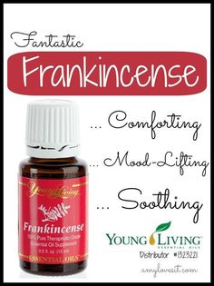 Fantastic Frankincense  www.fb.com/HealingLotusAromatherapy