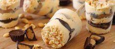MENTŐÖTLET - kreáció, újrahasznosítás: Csokis-mogyorós fagyi