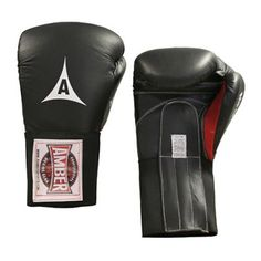 Receive a great form fit when using the Amber Sports Professional MFG Velcro Training Gloves. These gloves are constructed from durable leather and are designed with a new kind of foam that forms better to your hands. Multi-layered closed-cell foam padding helps with shock absorption and safety.And no need to worry about working up a sweat