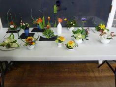 Ikebana Melbourne: MINIATURE WORKSHOPS