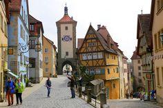 Rothenburg ob der Tauber by Annalisa Bianchetti on 500px