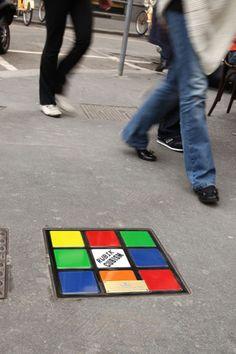 Milan manhole cover