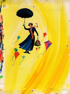 Mary Poppins leaves with the March wind