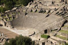 Roman Amphitheater, Lyon