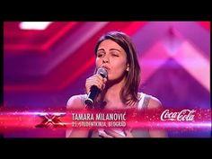 Tamara Milanovic (Don't You Remember - Adele) audicija - X Factor Adria - Sezona 1 Coca Cola, Interview, Adele, Concert, Star, Singers, Coke, Recital, All Star