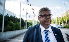 Timo Soini on jo aiemmin kertonut, ettei Perussuomalaiset hyväksy perhevapaisiin mitään heikennyksiä.