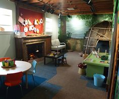 ideas for images of projects for front page? here is an image of an exhibit space I worked on