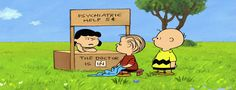 """Gotta love Charlie Brown's """"Happiness is a warm Blanket"""""""