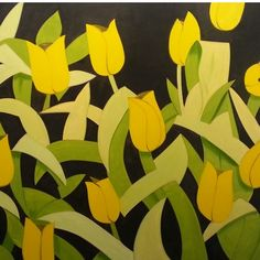 Alex Katz Beautiful Garden