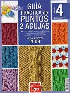 Moda Tejer Guia Practica de Puntos 2009-4