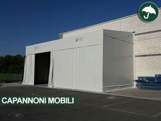 #capannoni #mobili #pvc #bergamo installazione artcosmetics