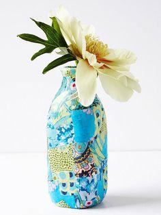 Pieced-Together Vase