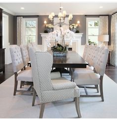 You Must See This Extraordinary Dining Room To Help You Improve Your Home  Decor!