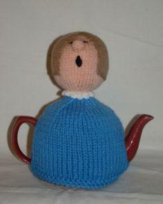 Choir Boy Tea cosies for sale from tea cosy folk
