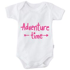 Baby onesie with print