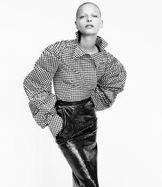 WASD — Street Style: Haute Couture Publication: WSJ...