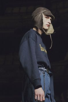 Gosha Rubchinskiy fall/winter 16 Backstage Photography Masha Demianova