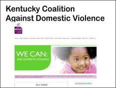 Kentucky Coalition Against Domestic Violence . . .  1-502-209-KDVA (5382) http://www.kdva.org/ #domesticviolence #KYdomesticviolence #domesticabuse