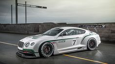 Bentley Continental GT3: Back on the Track - Classic Driver - MAGAZINE - news