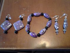 Jewelry I made for my mother.
