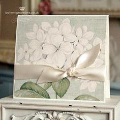 Vintage garden wedding invitation www.bohemiandreams.co.uk