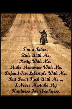I'm a Biker