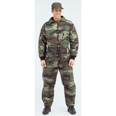 Insulated Coveralls - Rothco