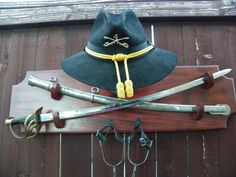 www.WesternRevival.net Army Cav Scout Display