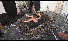 3d Fußboden Herstellen ~ Die besten bilder von d boden floor murals murals und d