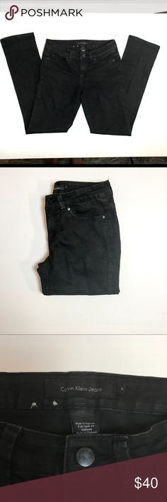 Calvin Klein Black Skinny Jeans Calvin Klein Black Skinny Jeans Calvin Klein Jeans Jeans Skinny