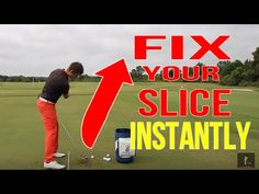 Have you battled an over the top golf swing? Do you slice the ball all over the place? Golf Slice, Golf Putting Tips, Golf Videos, Driving Tips, Golf Instruction, Golf Tips For Beginners, Perfect Golf, Golf Lessons, Play Golf