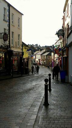 Cavan  Town, Ireland