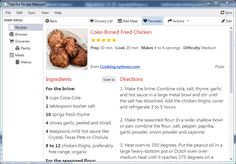 Paprika Recipe Manager for iPad, iPhone, Mac, Android, and Windows.