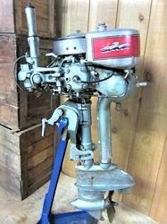 1940's Johnson Outboard