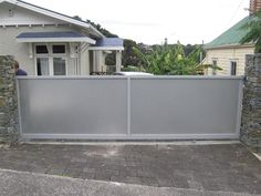 Sliding Driveway Gates   Click image for a larger view then use arrows to navigate between ...