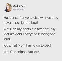 Parenting Win, Parenting Humor, Funny Relatable Memes, Funny Jokes, Hilarious, Make Em Laugh, Marriage Humor, Call My Mom, Pep Talks