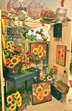 Summer/garden display