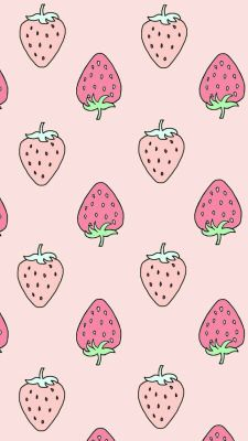 Strawberry wallpaper