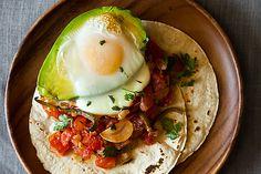 Avocado y Huevos Caliente  , a recipe on Food52