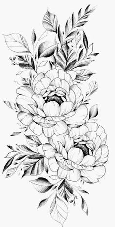 Mother Daughter Tattoos, Tattoos For Daughters, Birth Month Flowers, Flower Symbol, Feminine Tattoos, Traditional Tattoos, Flower Tattoos, Flower Designs, Oriental